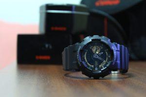 часовник касио