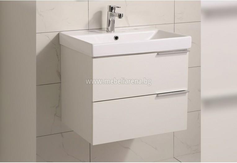 Стенен PVC шкаф за баня