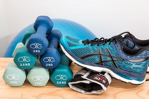 маратонки за спорт